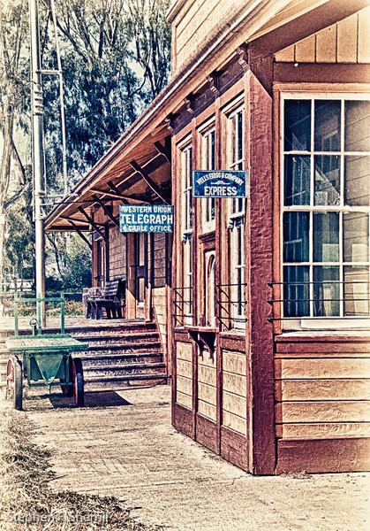 Goleta Train Station