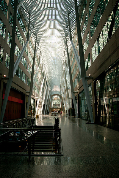 BCE Place, in Toronto.