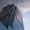 An 80s Toronto skyscraper.  Panasonic LX3.