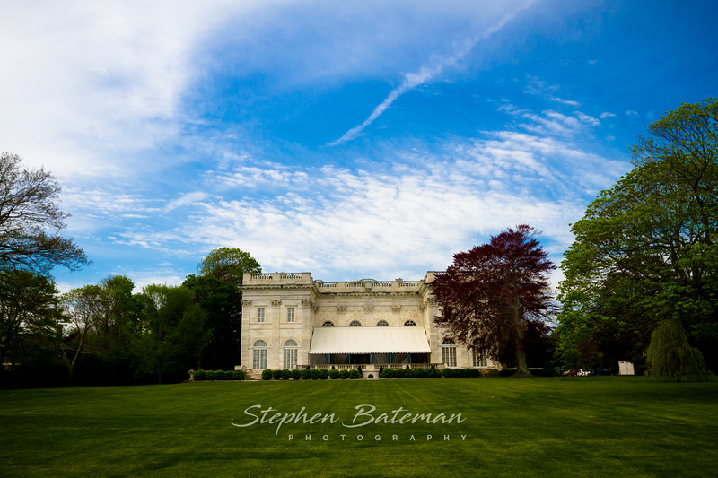 Marble House Newport Mansion 2012