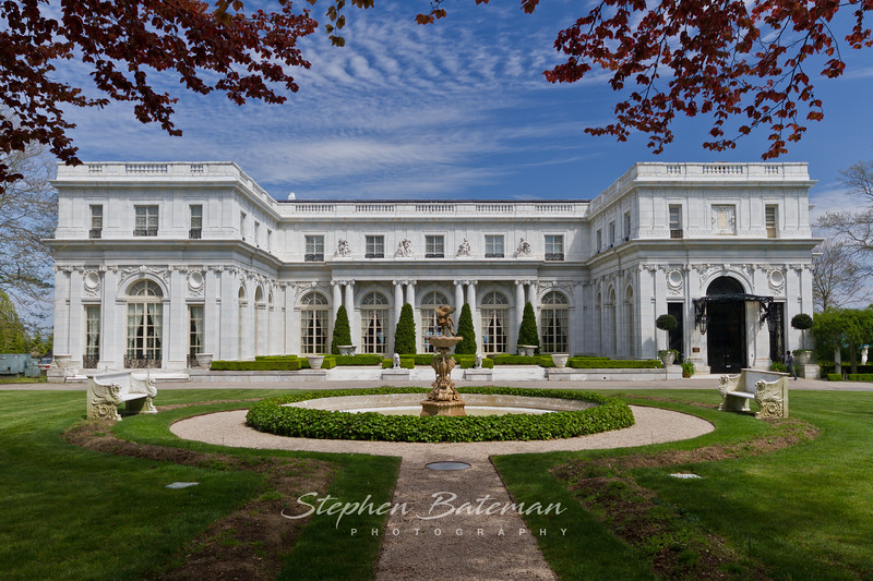 Rosecliff, Mansion Newport 2012