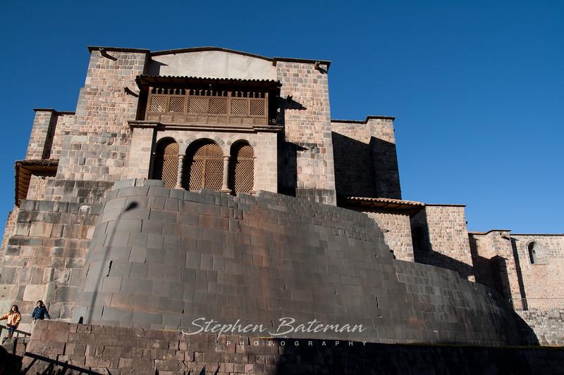Cuzco Temple
