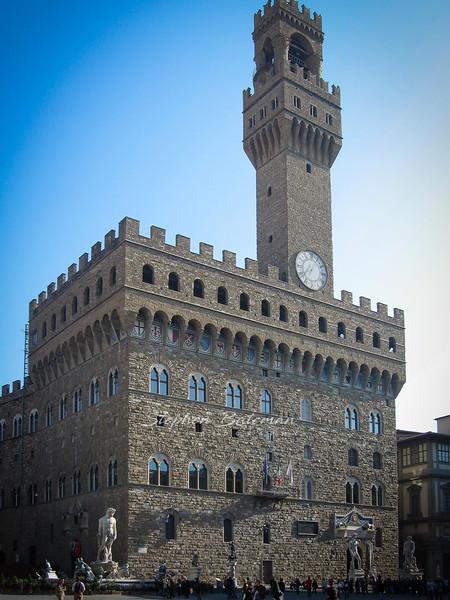 Palazzo; Vecchio