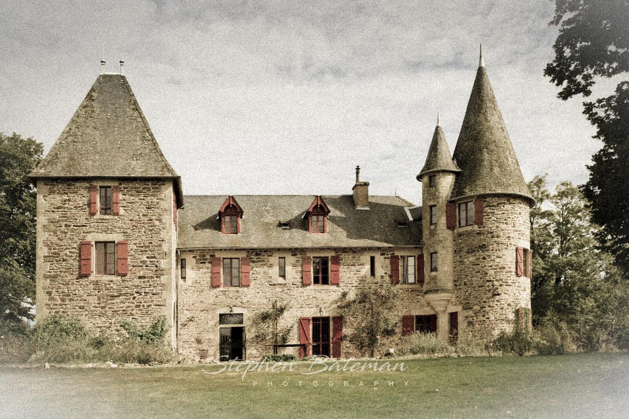 Chateau Bellefond, la Grauliere, Limoge, France