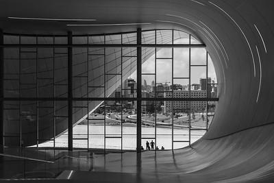 Window To Baku