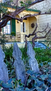 Squibb House - built 1877 Cambria,  California
