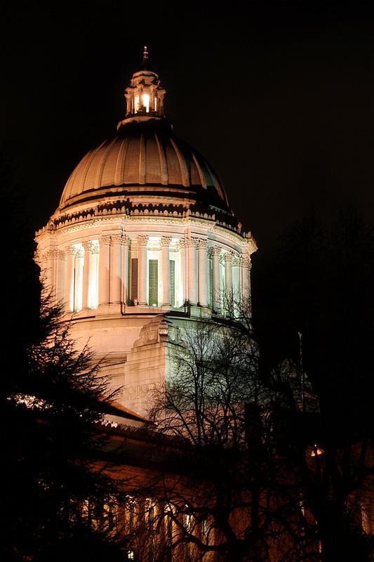 Washington State Capitol Sigma 18-50mm f/2.8 EX DC