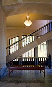 Vista House Interior  Sigma 10-20mm f/4-5.6 EX DC HSM
