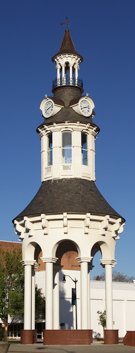 Cone & Kimball Plaza Clocktower (2005)