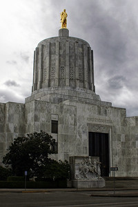 Oregon State Capitol, Salem