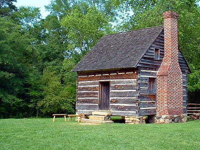 Latta Plantation Cabin