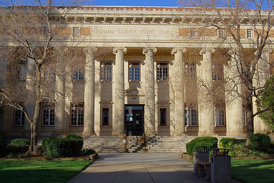 Tehama County Courthouse
