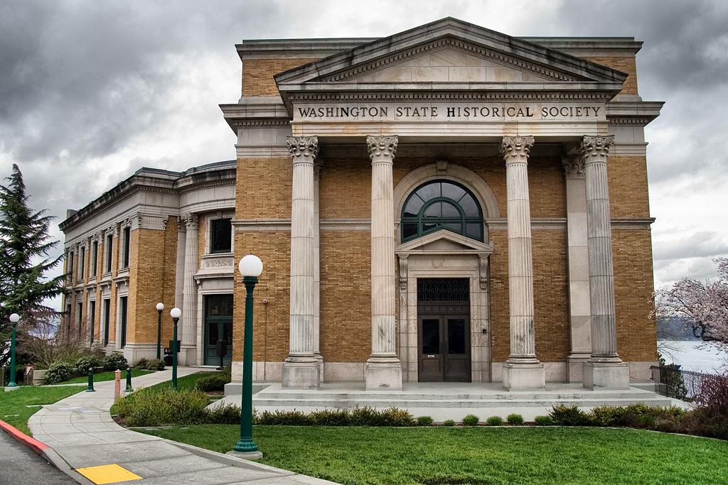 Washington State Historical Society Sigma 18-50mm f/2.8 EX DC