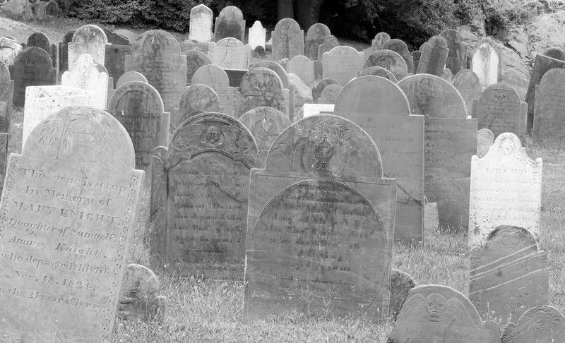 Old Burial Hill 054, Marblehead
