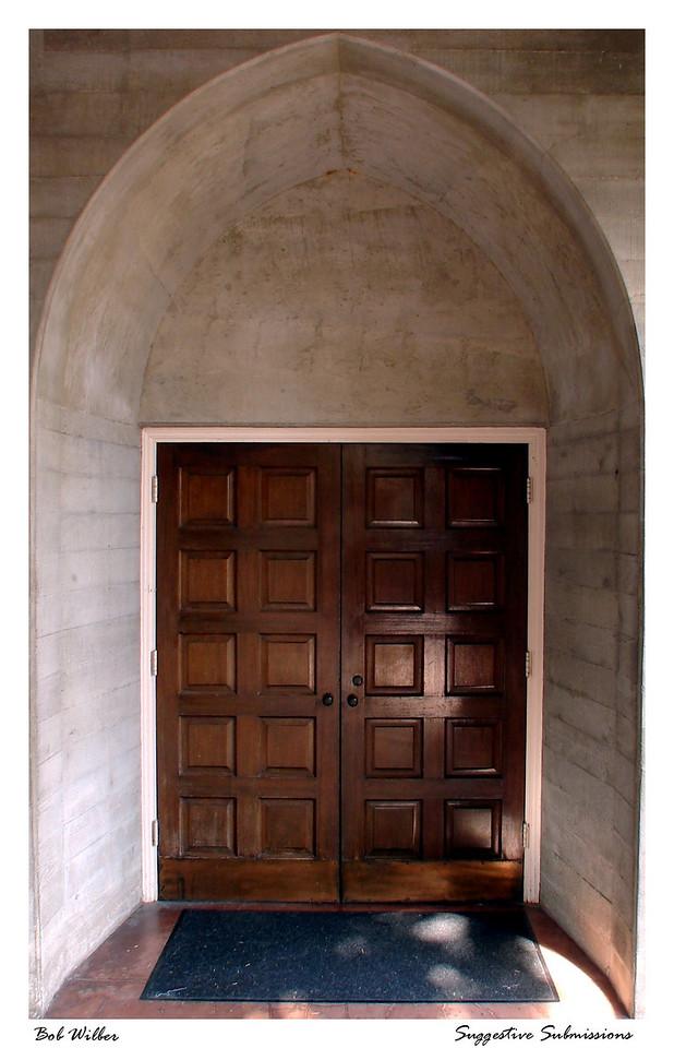 """""""Mission Door"""""""