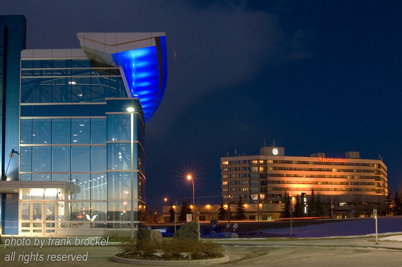 Shaw Communications Office Building in Calgary, Alberta