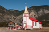 Couldn't resist taking a few shots of this beautiful little church just south of Radium Hot Springs, B.C., Canada.