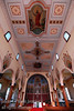 "St. Peters Church - Muenster, Saskatchewan - interior painting done by Count Berthold Von Imhoff - more info: <a href=""http://muenster.saskatooncatholic.ca/node/31"">http://muenster.saskatooncatholic.ca/node/31</a>"