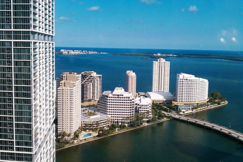 500 Brickell Building Miami Fl