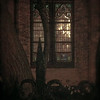 Mt. Zion Lutheran Church window, Convent Avenue, Harlem<br /> <br /> iPhone photo