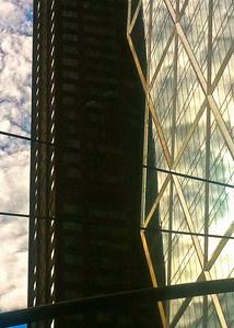 Hearst Tower  iPhone photo