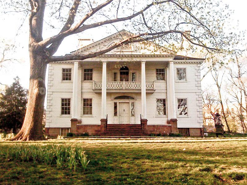 Morris-Jumel Mansion, NYC