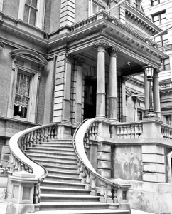 The Union League of Philadelphia  The Union League of Philadelphia, at 140 South Broad Street, was one of numerous organizations established in 1862, during the Civil War, to promote Union loyalty and support of President Abraham Lincoln's policies.