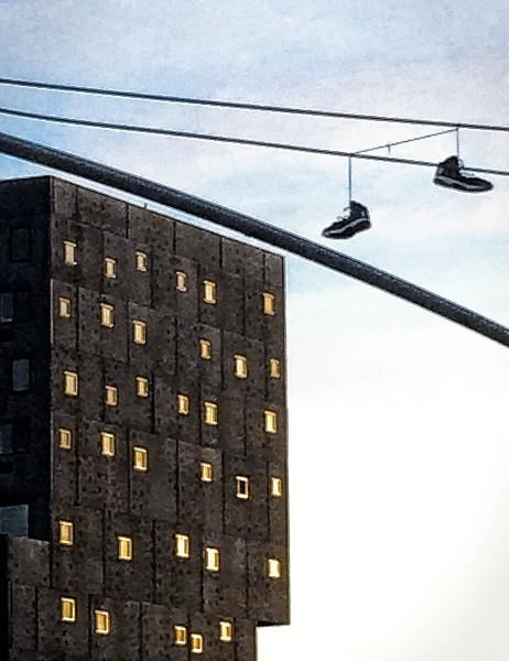 Skywalker, Sugar Hill Apartments, Harlem