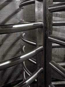 Commuter carrousel  iPhone photo