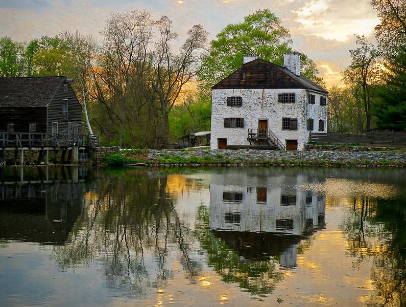 Gristmill, Philipsburg Manor, Sleepy Hollow, NY