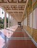 Getty Museum - Roman Villa Courtyard-3