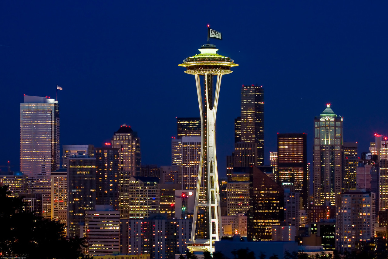 Seattle Space Needle-