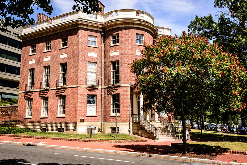Octagon House, 1799 New York Avenue NW, Washington DC