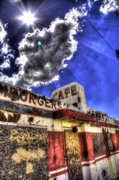 Cafe in Twin Arrows, AZ
