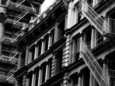 Cast Iron Buildings