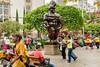 150313 - 6717 Botero Sculpture - Botero Plaza - Medillin, Colombia