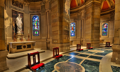 Cathedral of Saint Paul, St.Paul MN.---Arc4005