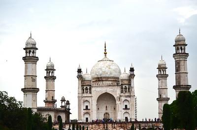 Bibi Ka Makbara, India