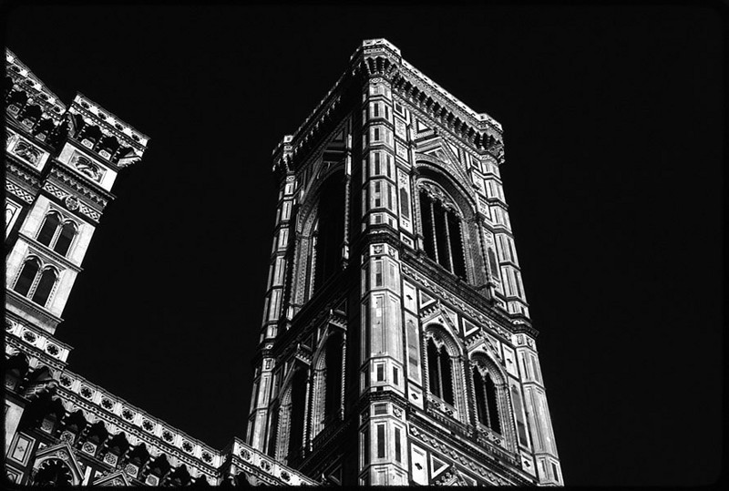 Giotto's Tower, Florence Italy