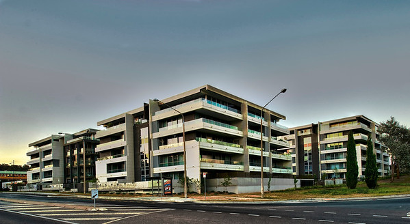 The Ambassador Apartments Canberra