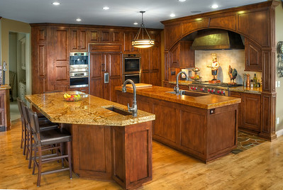 Damschen Custom Kitchen---Arc-4029