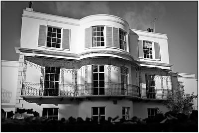 Regency Housing in Cheltenham