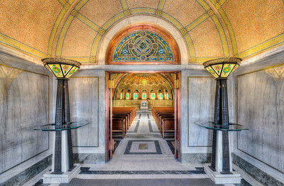 Lakewood Memorial Chapel, Minneapolis, MN.