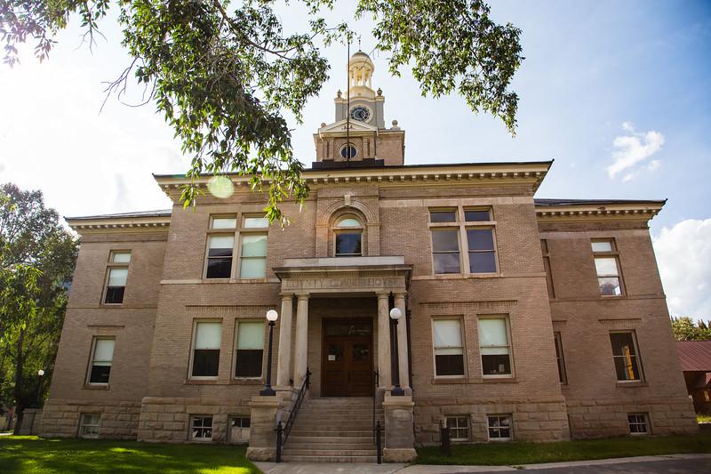 San Juan County Courthouse, Silverton, CO, 1907