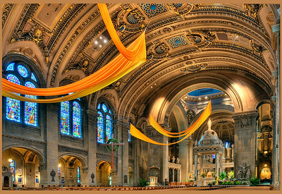 Basilica of St. Mary, Minneapolis MN---Arc4015