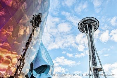 Needle EMP  Seattle, Washington, USA