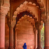 Woman In The Diwan-i-Aam