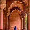 Woman In The Diwan-i-Aam