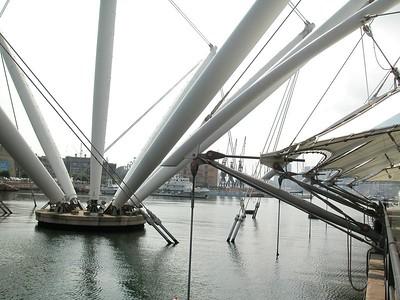 Renzo Piano does Genoa