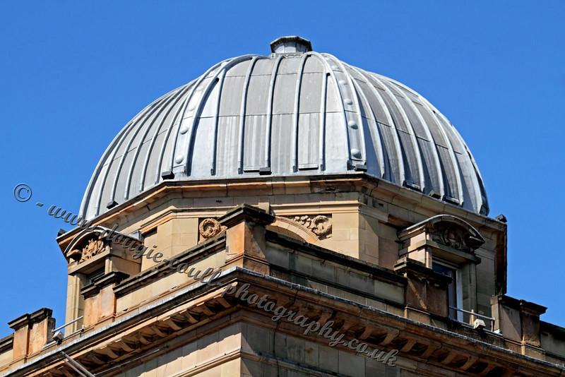 Sauchiehall Street Corner - Glasgow